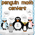 Penguin Math Centers - Common Core Aligned