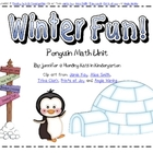 Penguin Math Unit for January