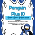 Penguin Plus Ten and Penguin Doubles Plus 1 Cover Up