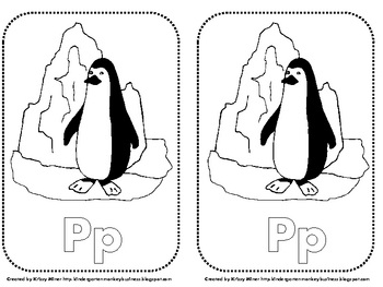 Penguin Pokey Pin Freebie!  Now is the time to try it out!
