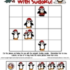 Penguin Primary Sudoku