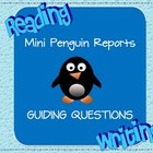 Penguin Research Questions