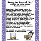 Penguin Round Up! Fishing for Place Value