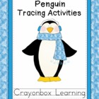 Penguin Tracing Activities
