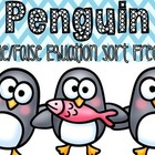Penguin True-False Equations