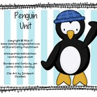 Penguin Unit for Early Elementary