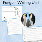 Penguin Unit for PreK to 1st Grade Students