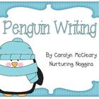 Penguin Writing (includes circle and tree maps)