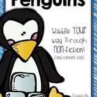 Penguins - A Nonfiction Packet