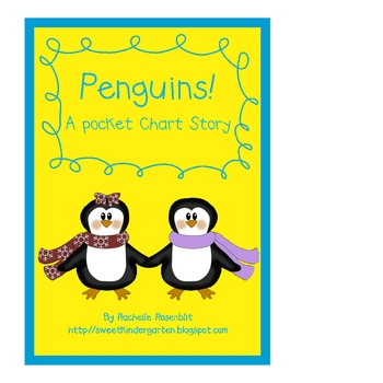 Penguins! A pocket chart story