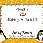 Penguins Literacy and Math Mini Kit