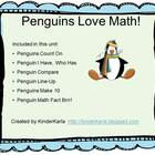Penguins Love Math!