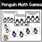 Penguins Math Pages