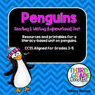 Penguins:  Reading and Writing Informational Text/Common C