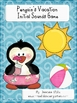 Penguins Vacation ~ Initial Sounds Game