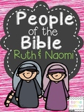 People of the Bible - Ruth and Naomi