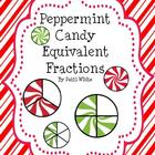 Peppermint Candy Equivalent Fractions