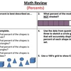 Percents-Math Review