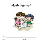 Performance Task Booklet: Math Festival