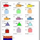 Perimeter Worksheet - Math Worksheets