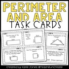 Perimeter and Area {3.MD.7 and 3.MD.8 common core}