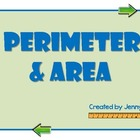 Perimeter and Area by JennyG