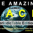 Periodic Table Amazing Element Race Game