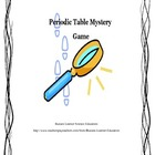 Periodic Table Chemistry, Mystery Element Game