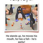 Perky Penguin