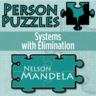 Person Puzzle: Algebra -- Systems with Elimination -- Nels