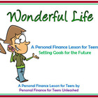 Personal Finance for Teens Unleashed - Setting Goals - Won
