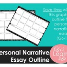 Personal Narrative Essay Outline