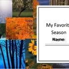 Personal Narrative My Favorite Season
