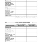 Personal Narrative Rubric Grades 3-5