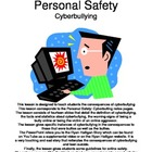 Personal Safety: Cyberbullying Notes Pages