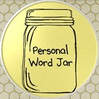 Personal Word Jar