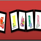 Personalized Name Pictures for Your Classroom