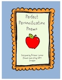 Personification Poem Packet