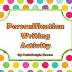 Personification Writing Lesson Plans