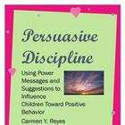 Persuasive Discipline