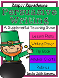 Persuasive Letter Writing...Leapin' Leprechauns!!