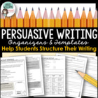 Persuasive Paragraph Writing Assignment