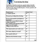 Persuasive Writing Activity Christopher Columbus