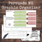 Persuasive Writing Graphic Organizer- Common Core Standards