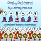 Pesky Patterns-Monster Pattern Activities