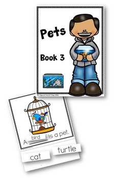 Pet Interactive Easy Readers