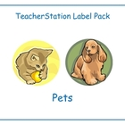 Pet Labels