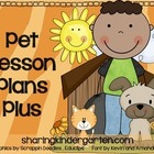 Pet Lesson Plans Plus
