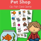 Pet Shop Go Fish Card Game