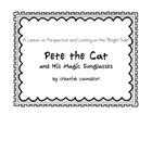 Pete the Cat and His Magic Sunglasses Lesson Plan- Power o